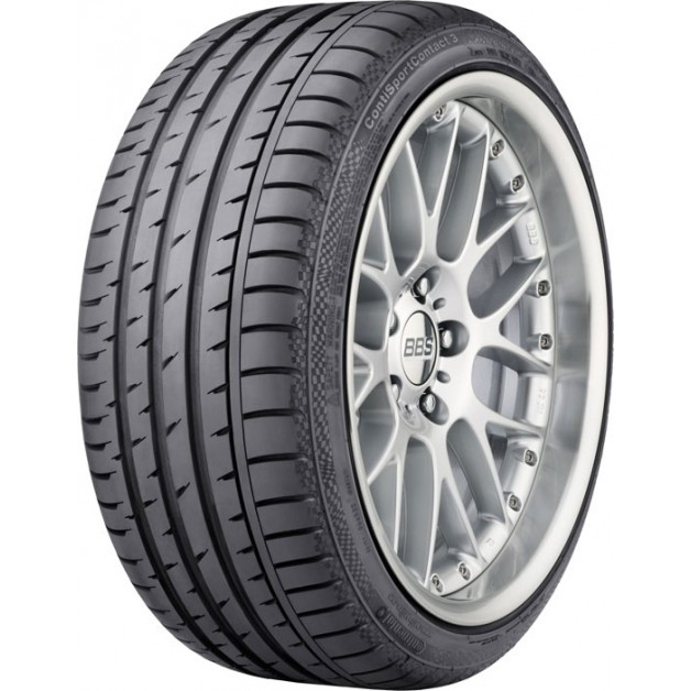 Continental ContiSportContact 3 245/50R18 100Y (*) Runflat