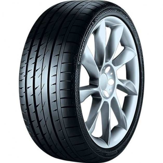 Continental ContiSportContact 3 275/40R19 101W Runflat (*)